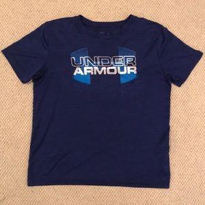 Under Armour HeatGear Dry Fit T-shirt